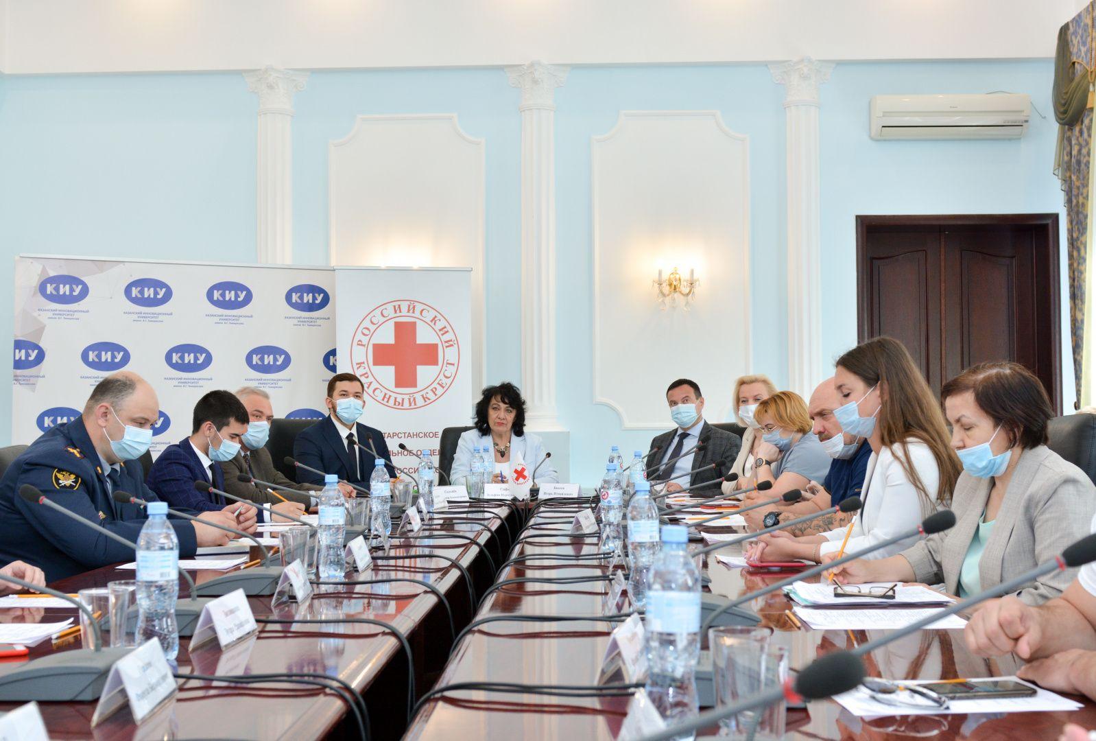 Красный Крест КИУ