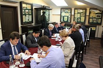 Юридический факультет КИУ расширяет взаимодействие с СУ СК России по Республике Татарстан