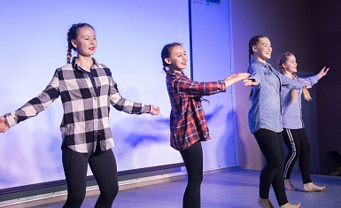 Смена в «Заречье» - это территория творческой самореализации студентов КИУ