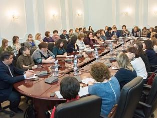 Заместитель министра труда, занятости и социальной защиты РТ высказала благодарность КИУ за организацию социально-реабилитационной работы