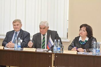На базе КИУ впервые в Татарстане состоялось заседание президиума Ассоциации юридических вузов