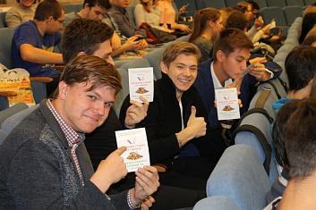 Активисты Общероссийского народного фронта в Татарстане провели для студентов КИУ урок экологии