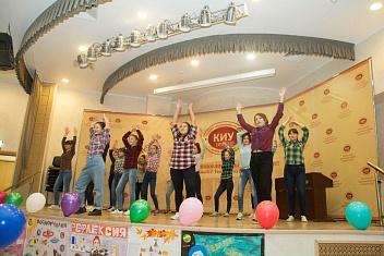 Конкурс педагогов: будущим воспитанникам студентов КИУ можно только позавидовать!