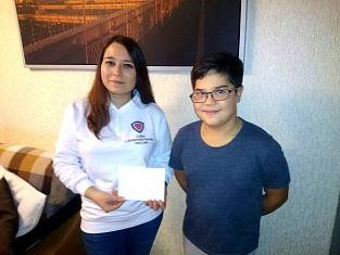 Благотворительный марафон по сбору средств на лечение Лени Егошина