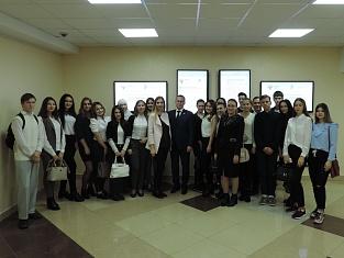 Студенты КИУ приняли участие в конференции по вопросам конкуренции в области торговой деятельности