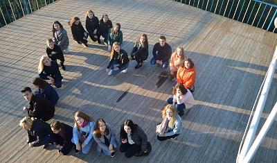 """Студенты филиалов КИУ на профильной смене """"Раздолье"""": """"Мы - единая команда!"""""""