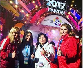 КИУ на Всемирном фестивале молодежи и студентов в Сочи
