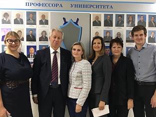 КИУ на Международной научно-практической конференции памяти профессора В.С. Якушева в Екатеринбурге
